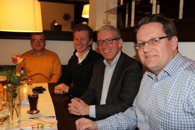 Klausurtagung in Bad Laer -